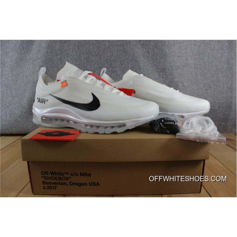 save off fc596 3cd04 2nd Air Max 97 X OFF-WHITE - Will Free Shipping ...