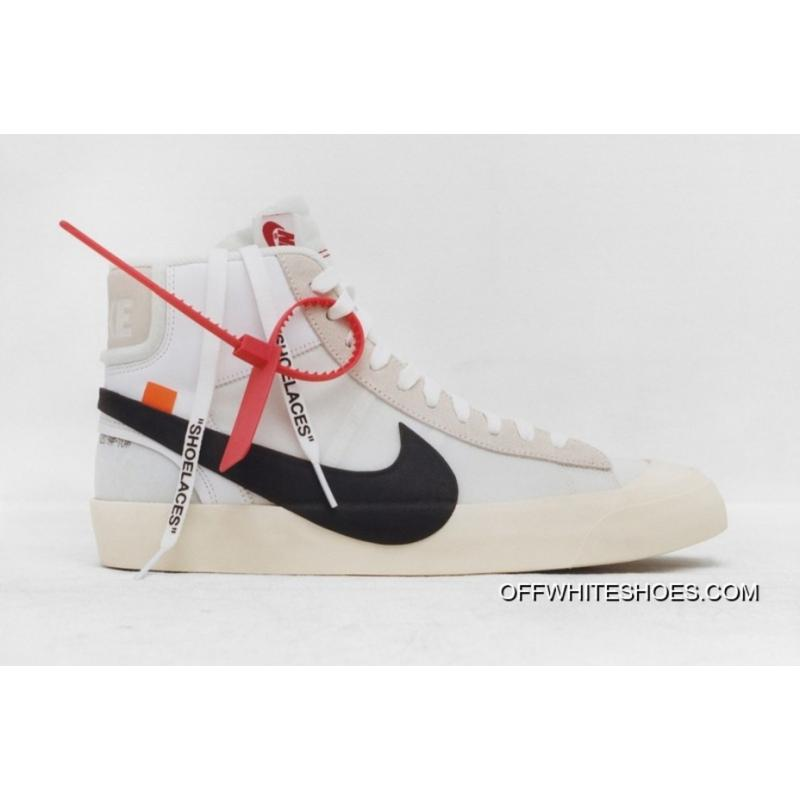 2ee2a9be405e21 All Sizes Sku Aa3832-100 Off-White X Nike Blazer Mid Ow 0Ff Sneakers ...