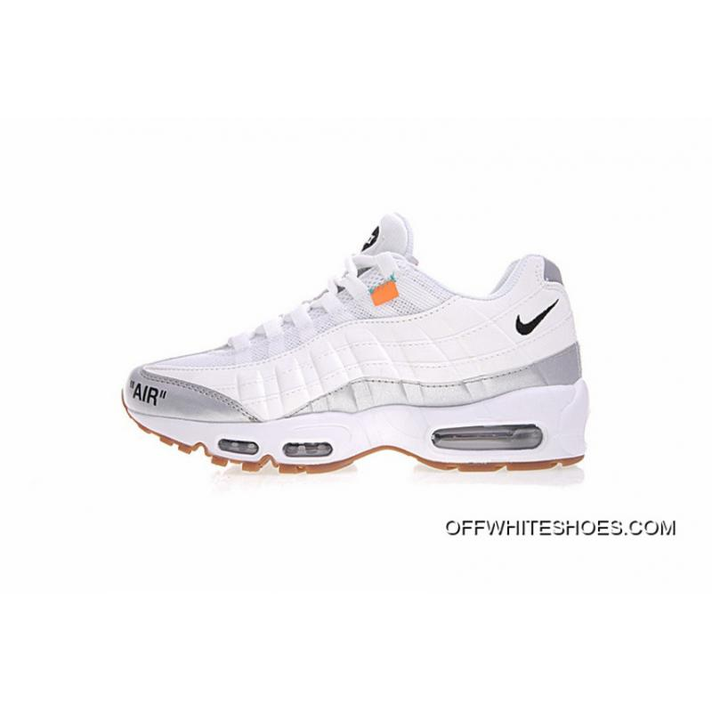 ... Best Salute Virgil Abloh Designers Off White Nike Air Max 95 Retro X  Zoom Jogging Shoes ...
