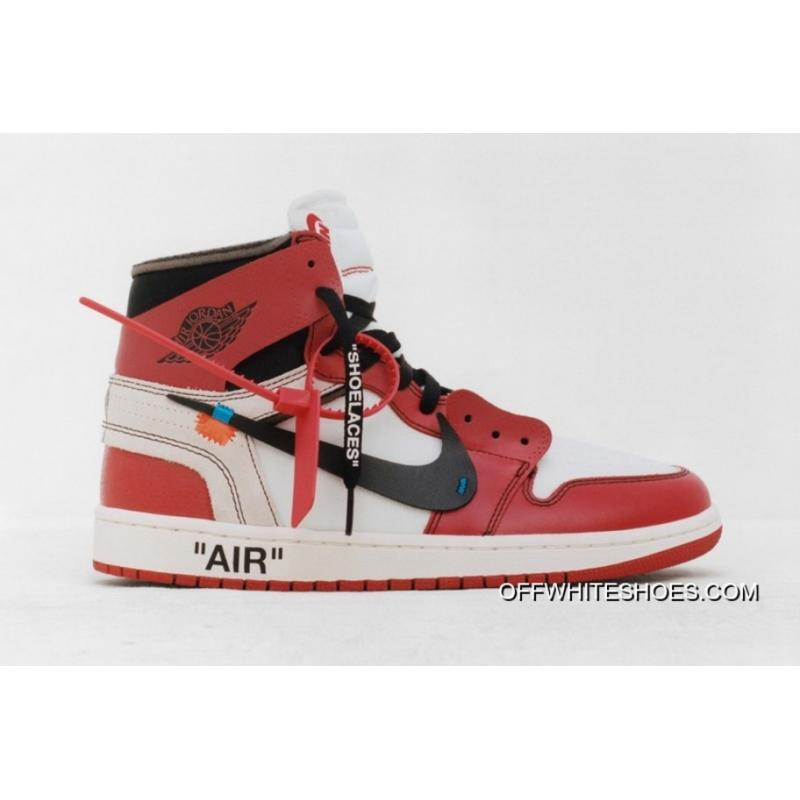 36 To 46 Sku Aa3834101 OffWhite X Air Jordan1 Jordan 1 For White Limited For Sale