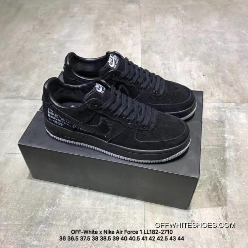 c7ee5ecd8fece Free Shipping OFF-White X Nike Air Force 1 Joint Publishing LL182-2710 ...