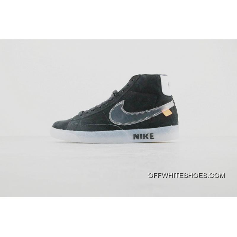 Nike OFFWHITE X BLAZER MID Joint Publishing High AA3832 002 Size Super Deals