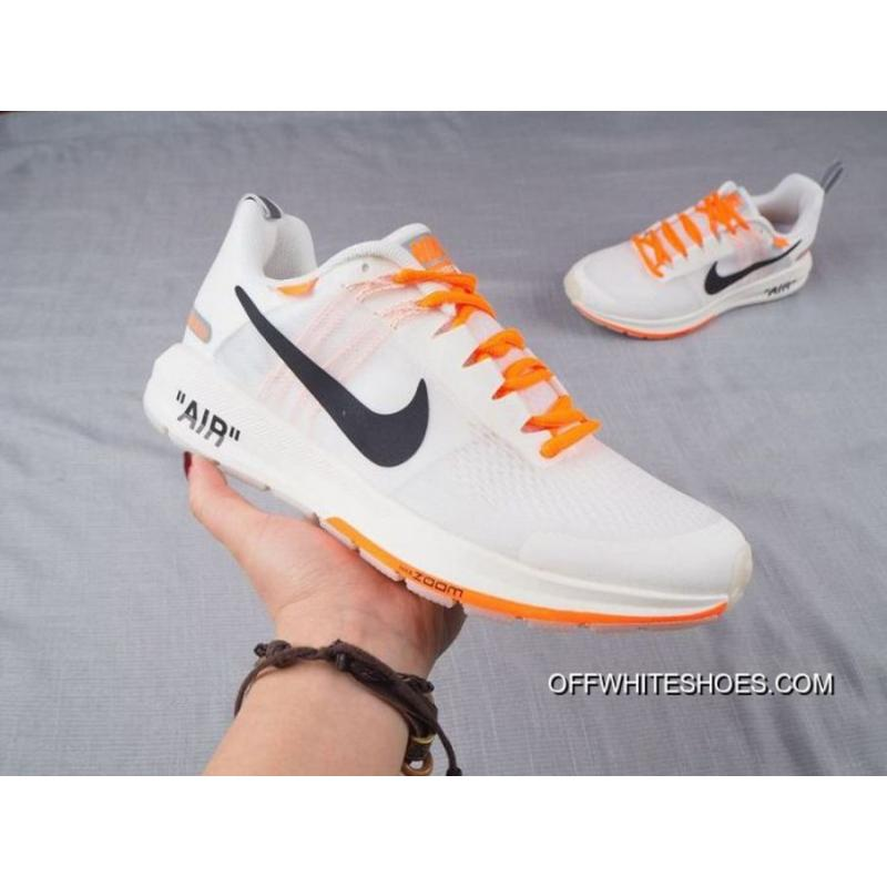 63109561b63a Latest Men OFF-WHITE Virgil Abloh X Nike Air Zoom Structure 21 SKU 155520  ...