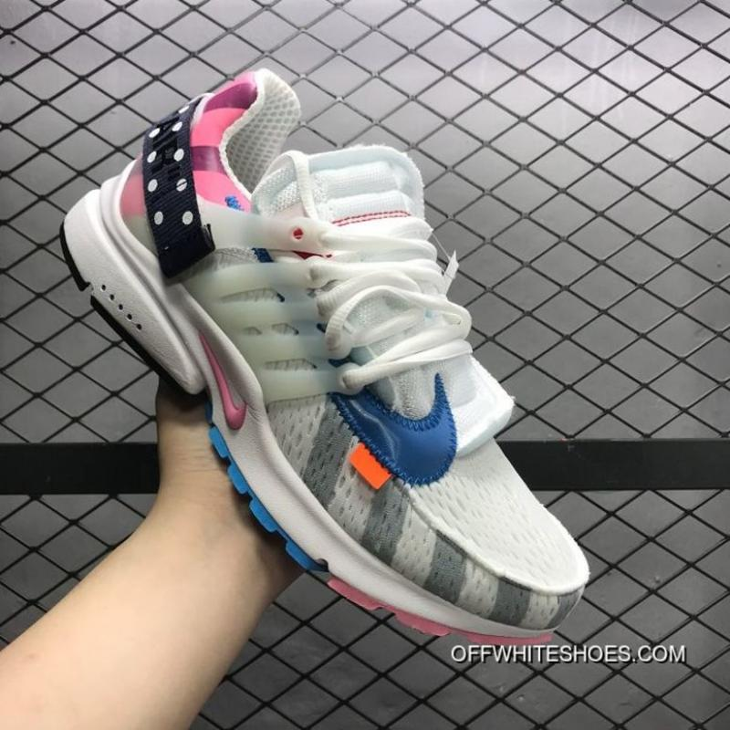 New Style Women Parra OFF-WHITE X Nike Air Presto 2.0 Sneakers SKU 119747  ... c09dbe99f4