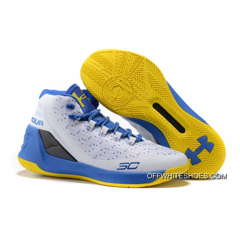 Copuon Under Armour Curry 3 \u201cWarriors\u201d Dub Nation Home ...