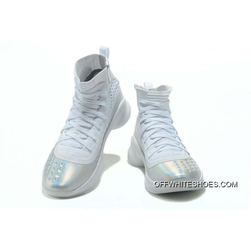 f9381ccf67fb ... basketball shoes white gold d2413 50e19  best price under armour curry 4  prism white metallic silver top deals 207dc dd19b