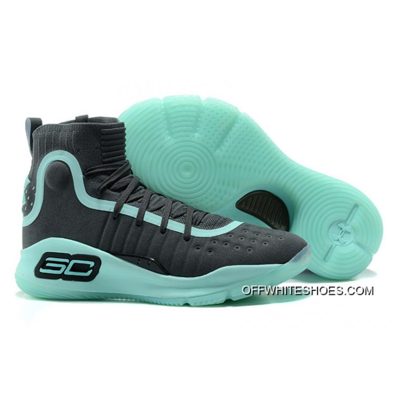 80e6b2bfbbb Under Armour Curry 4 Wolf Grey Green Best ...