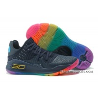 "84a0b13a17a Under Armour Curry 4 Low ""Be True"" For Sale"