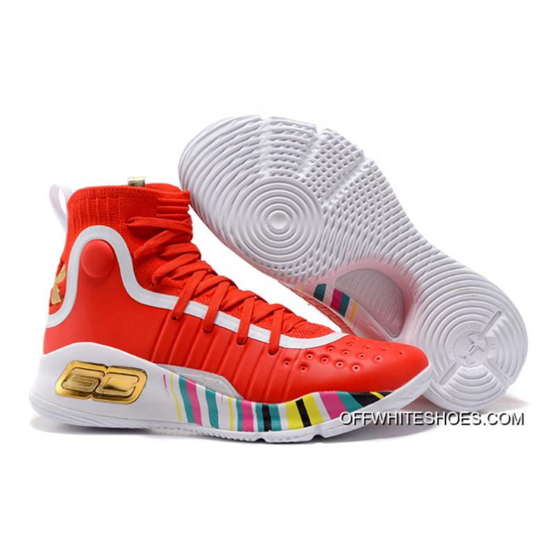 """9241b0ec568 Under Armour Curry 4 """"Year Of The Rooster"""" Discount ..."""