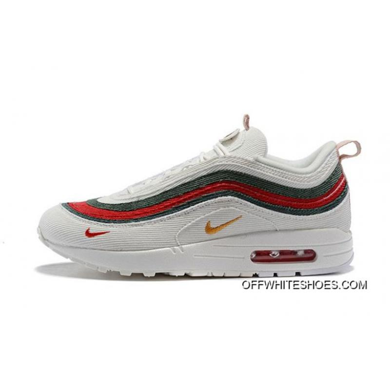 Women Sean Wotherspoon Nike Air Max 97 Hybrid SKU:27257 271 New Release