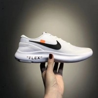 Outlet Women OFF-WHITE X Nike Flex Experience RN 7 SKU:165182-259