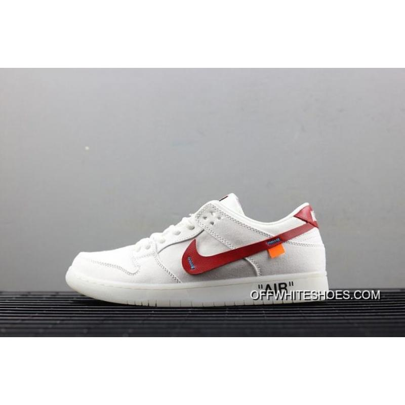 4a4fa92f44281 ... low price discount women off white x nike zoom dunk low pro sb canvas  sku166704 7fe26