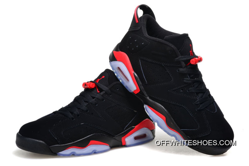 3863204db1d Off-White Copuon Code Air Jordan 6 Low Black/Infrared 23-Black ...