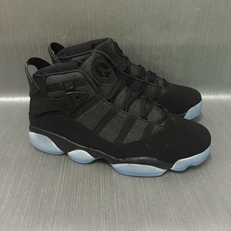 "d52d7add7fb63f New Air Jordan 6 Rings ""Black Jade"" New Release"