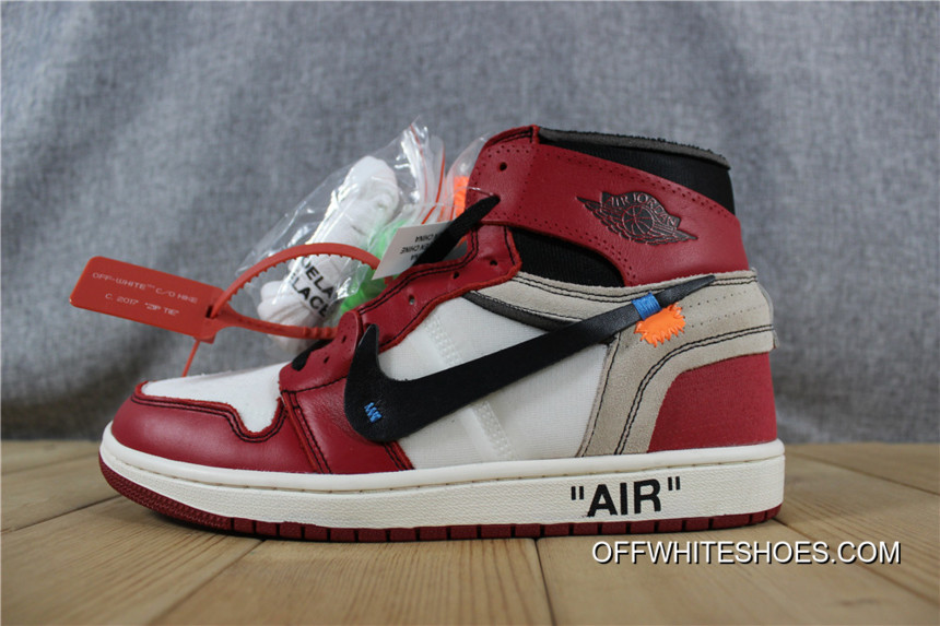 buy online 28254 af0a5 4th Air Jordan 1 OFF-WHITE (US7.5- 10) New Release