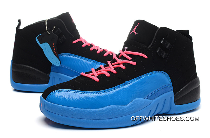 "324832f20ed New Air Jordan 12 GS ""Gamma Blue"" Top Deals, Price: $80.53 - OFF ..."