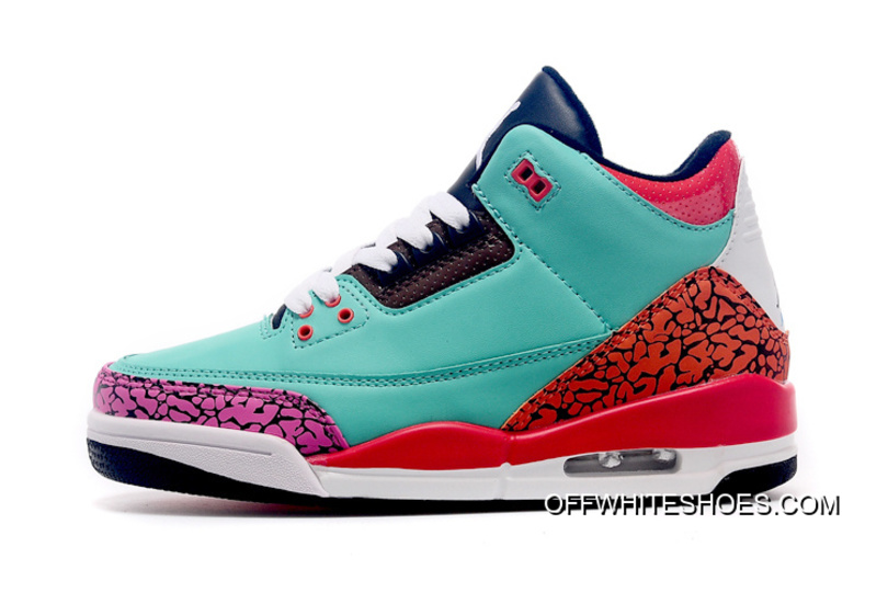 "fd63645c379b63 New Release Air Jordan 3 GS ""Bel-Air"""
