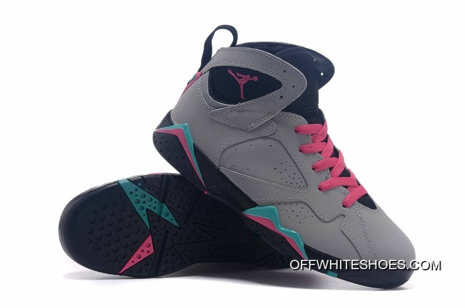 New Release Air Jordan 7 GS Miami Vice