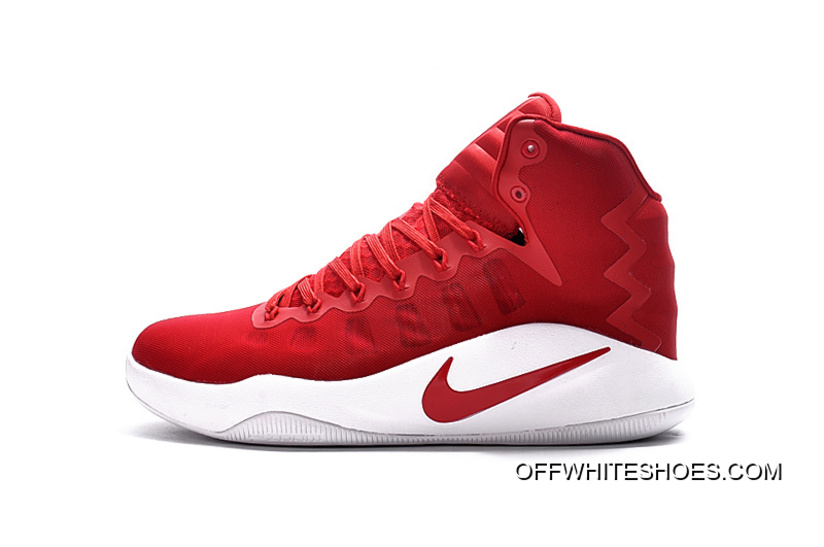 50ed8fd2129a Nike Hyperdunk GS University Red White University Red Off-White Cheap To Buy