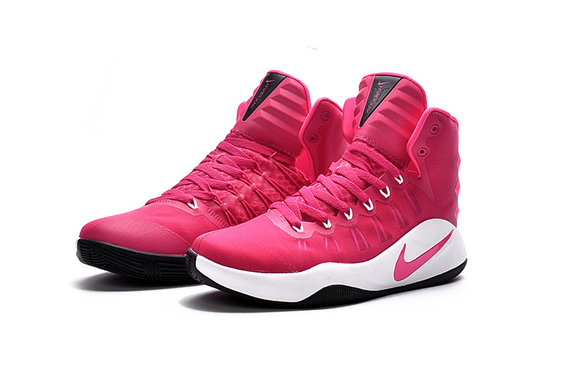 "official photos 68179 fa11a Nike Hyperdunk 2016 GS ""Vivid Pink"" Copuon"