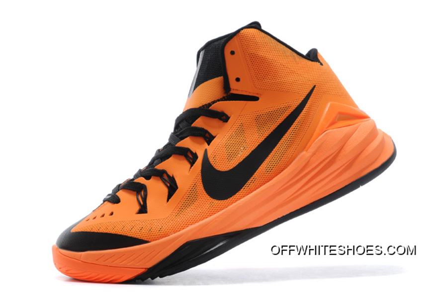 c255241727b8 nike hyperdunk 2014  nike hyperdunk 2014 bright mango black top deals