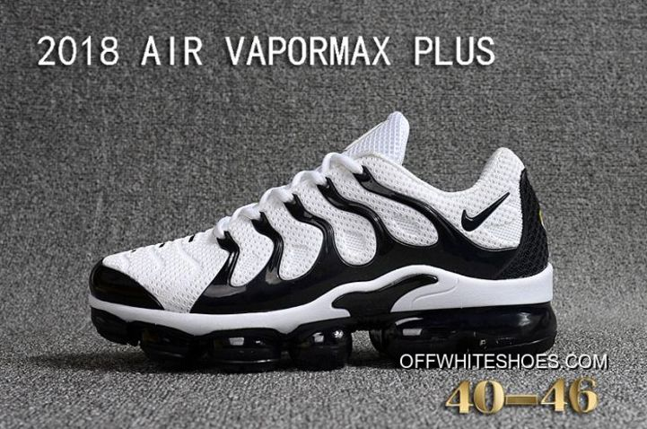 f52fd2261db New Year Deals Men Nike 2018 Air VaporMax Plus Running Shoes KPU SKU 86140-