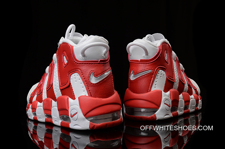 new styles 77051 30ce1 ... denmark off white free shipping nike air more uptempo white gym red  9d165 ca152