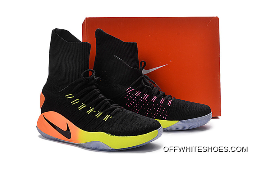 "8fcd0d37b19 Latest Nike Hyperdunk 2016 Flyknit ""Unlimited"""