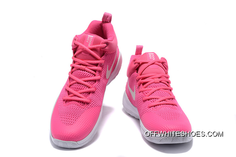 """3a12a52b383 Latest Nike Hyperrev 2017 """"Pink White"""""""