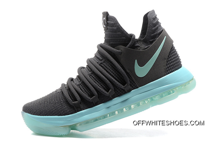 "the best attitude 4fea5 308ee For Sale Nike KD 10 ""Igloo"" Cool Grey Igloo-White"