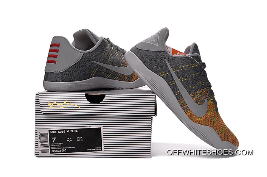 "82c469ff0a3e Copuon Kobe 11 Elite Low ""Cool Grey"""