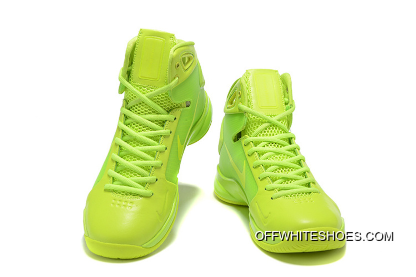 "info for 81022 0c3da Outlet Nike Zoom Kobe 4 (IV) ""Volt"""