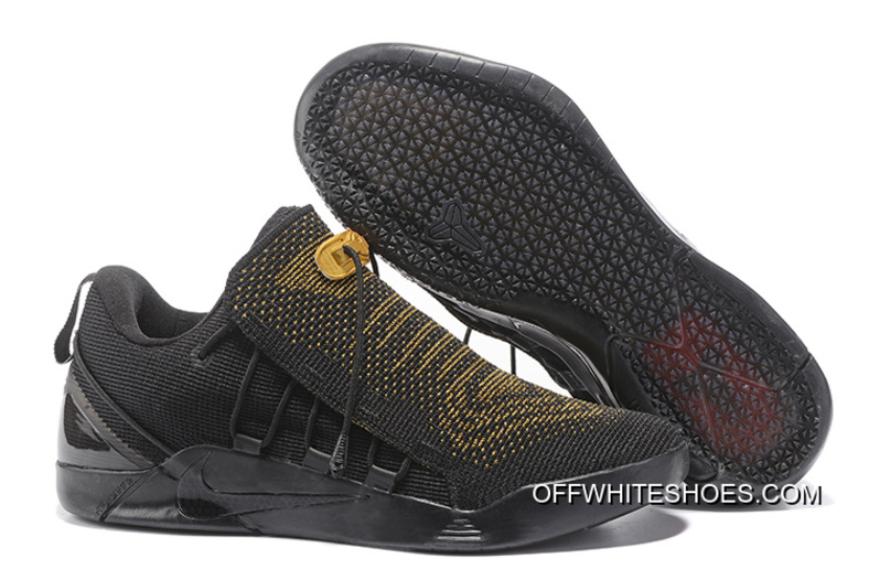 the latest 19e27 2c258 Nike Kobe A.D. NXT Black Gold Discount, Price: $92.99 - OFF-WHITE ...