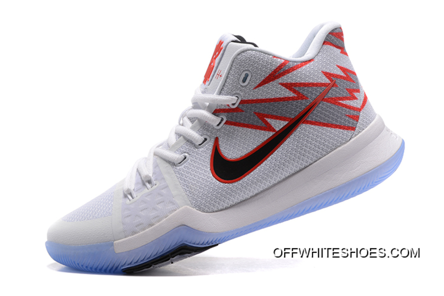 """Best Nike Kyrie 3 """"Greased Lightning"""" PE 0be83bfd5"""