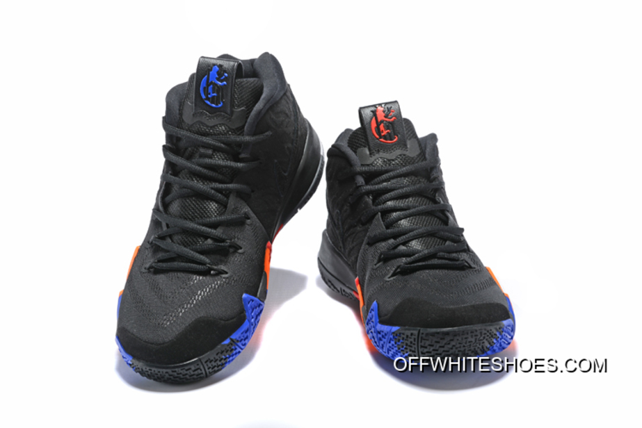 """new product 070ff 2b2b3 Online Nike Kyrie 4 """"Year Of The Monkey"""" Anthracite/Black, Price ..."""