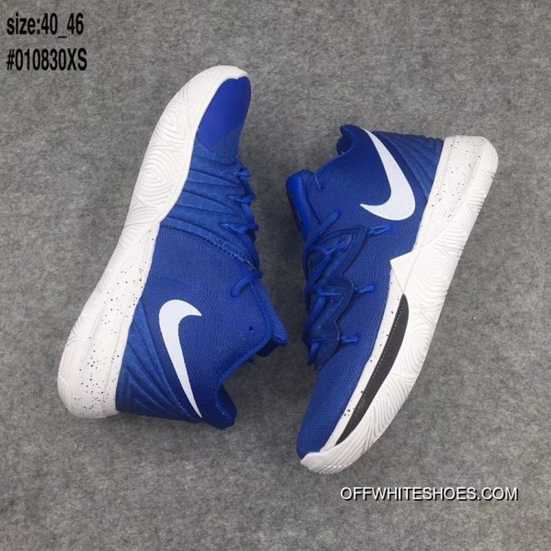 de57667c8d2d Men Nike Kyrie 5 Basketball Shoes SKU 89564-463 Discount