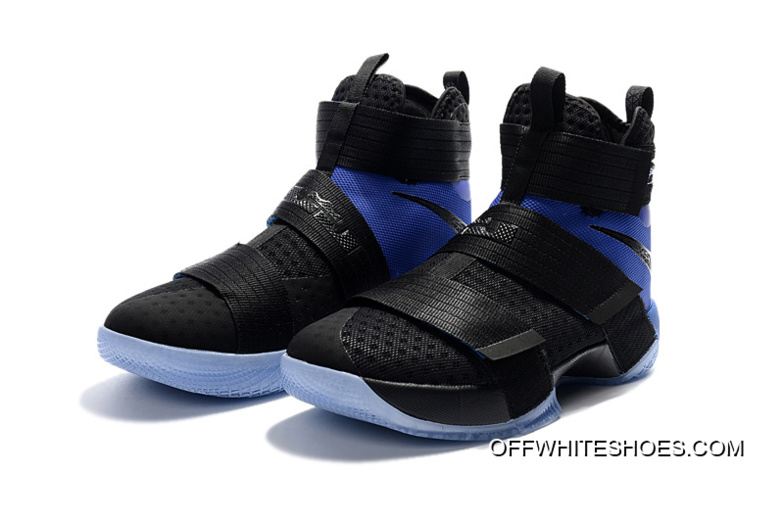 "separation shoes 857e9 59d2c Nike LeBron Zoom Soldier 10 ""Game Royal"" Off-White Best"