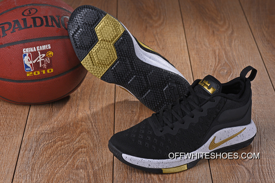 58a38e5d23d5 ... promo code for new year deals nike lebron witness 2 flyknit black gold  7f3e5 4251a