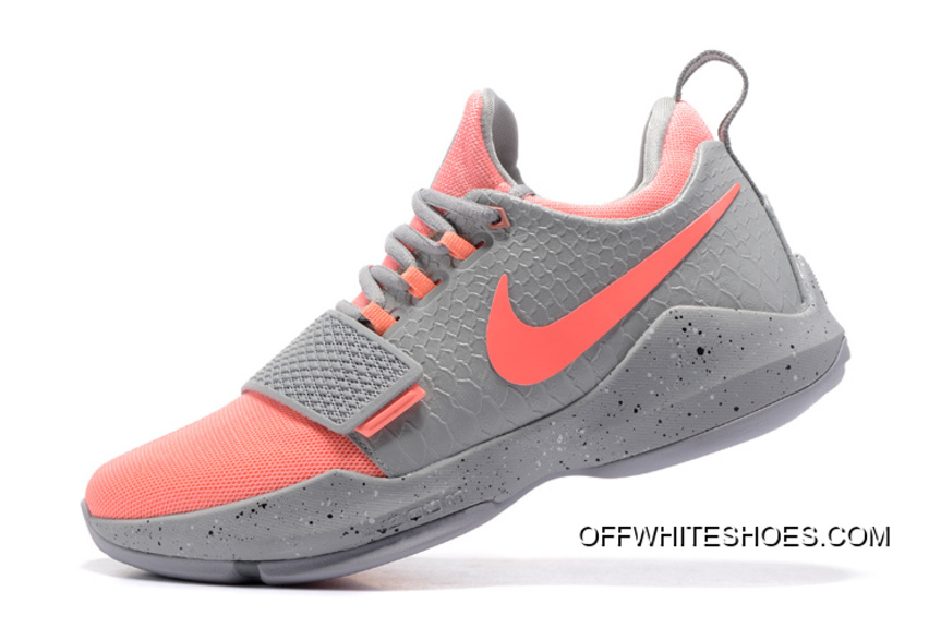 fb6992f698e0 Nike Zoom PG 1 Grey Pink Off-White Best