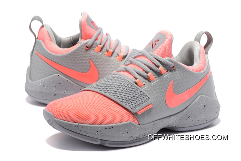 f2d37d8f8d Nike Zoom PG 1 Grey Pink Off-White Best, Price: $79.80 - OFF-WHITE ...