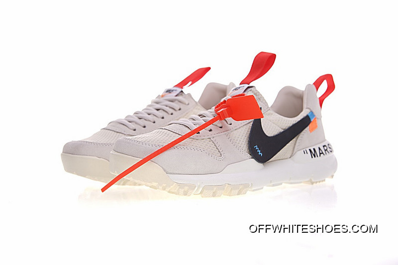 7a30b6ce867 OFF White X Tom Sachs X NikeCraft Mars Yar 2.0 OW AA2261-100 For Sale