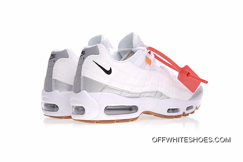 finest selection cc8d8 04723 Virgil Abloh OFF White X Nike Air Max 95 OW 609048-109 Authentic