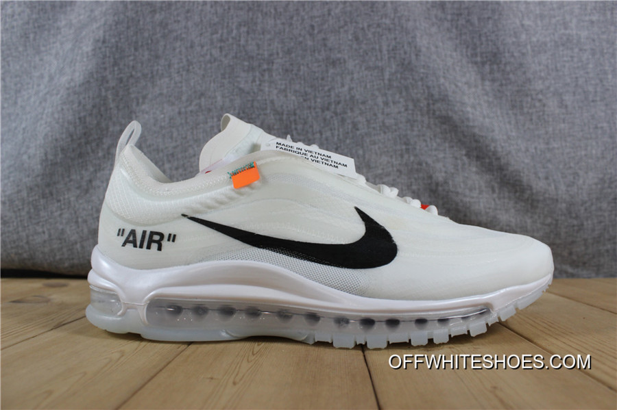 fb462c4414 2nd Air Max 97 X OFF-WHITE - Will Free Shipping, Price: $95.00 - OFF ...