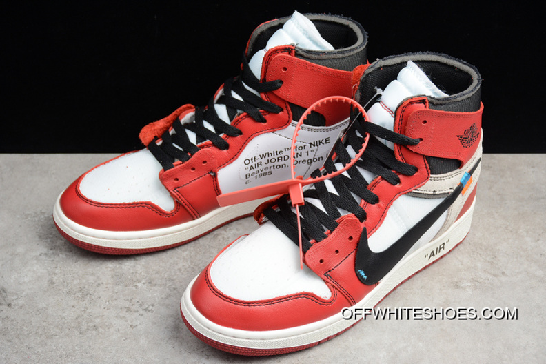 sale retailer d43a5 bf91f 36 To 46 Sku Aa3834-101 Off-White X Air Jordan1 Jordan 1 For White Limited  Super Deals