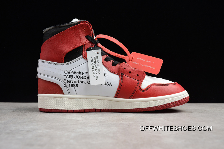 new product 1f6d3 b88cb 36 To 46 Sku Aa3834-101 Off-White X Air Jordan1 Jordan 1 For