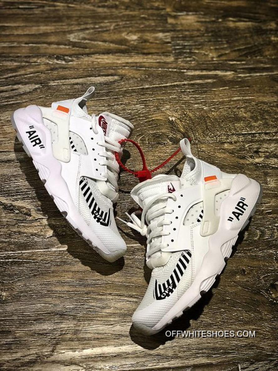 nike air huarache off white