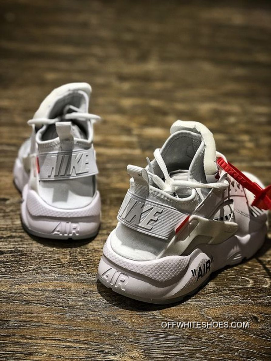 Men Off White X Nike Air Huarache Ultra SKU 21825-265 Discount ... 9929e3cab