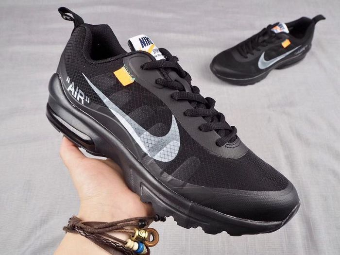 competitive price 3cb67 270f9 New Release Men OFF-WHITE X NNike Air Max 93 UL 14 Skepta Running Shoe