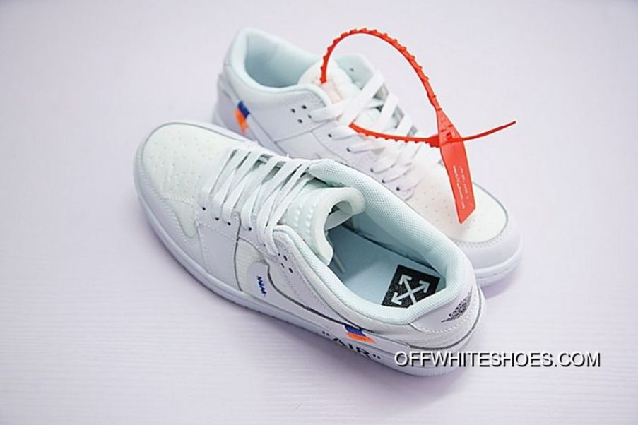 best sneakers 0e790 8fc2f Super Deals Men OFF-WHITE Virgil Abloh X Nike Nike Dunk Low Pro SB SKU