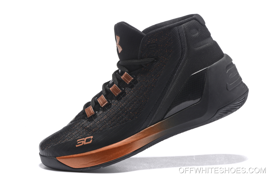 "d6146098a82 Discount Under Armour Curry 3 ""All-Star"" Black Metallic Gold"